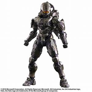 Halo 5 Guardians Master Chief Play Arts Action Figure