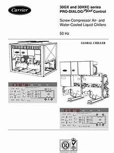 30gx And 30hxc Series Controls Manual 3