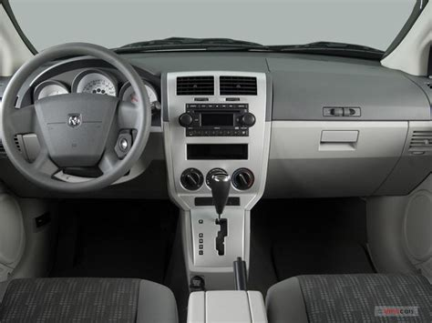 2008 Dodge Caliber Interior   U.S. News & World Report