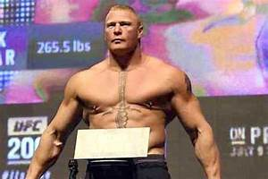 Brock Lesnar Reportedly Tested Positive For Estrogen Blocker
