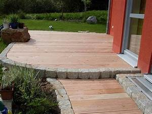 Terrassen Sichtschutz Aus Holz : terrasse mit holz kb78 hitoiro ~ Sanjose-hotels-ca.com Haus und Dekorationen