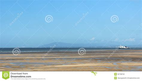 Boat Prices To Isle Of Man by Ferry In Morecambe Bay With View To Lake District