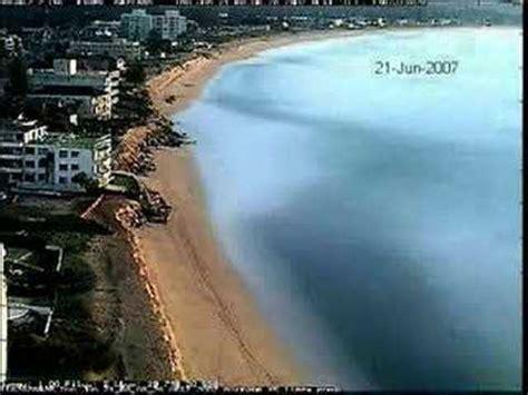 Collaroy Narrabeen Beach Erosion Time Lapse YouTube