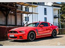 Ford Mustang Boss 302 2013 5 May 2016 Autogespot