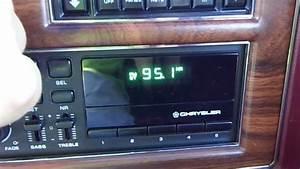 1989 Chrysler New-yorker
