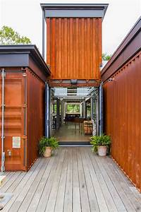35 Stunning Container House Plans Design Ideas