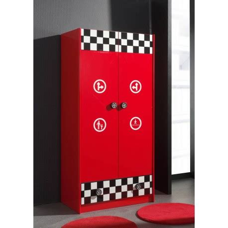 conforama chambre adulte complete armoire laquée 2 portes 1 tiroir déco formule 1