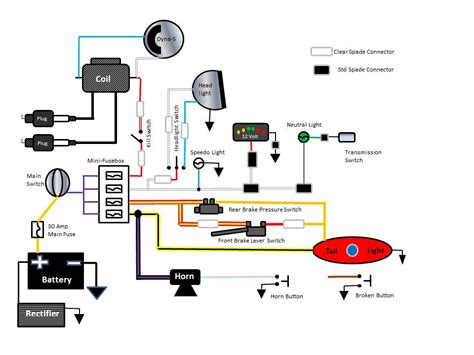 Wiring Diagram Dyna Bobber by Tear It Up Fix It Repeat Simple Complicated