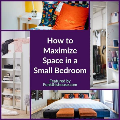 small bedroom solutions    maximize space