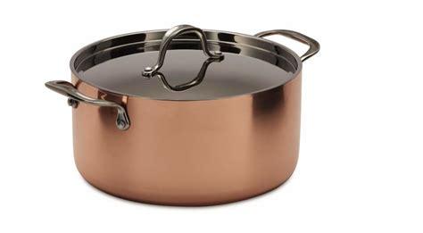 aldis copper saucepan range      fraction   price  designer alternatives