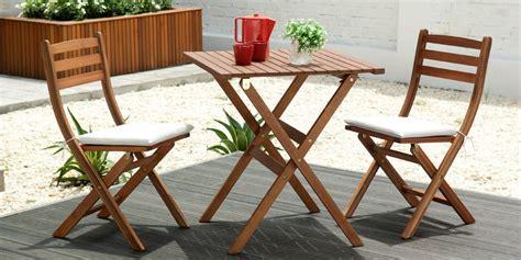 table et chaise balcon pas cher petit salon pas cher salon de balcon bois romeo 1 table