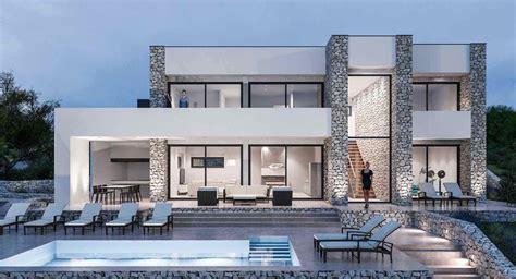 Island Krk, Kvarner: Luxurious new Villa