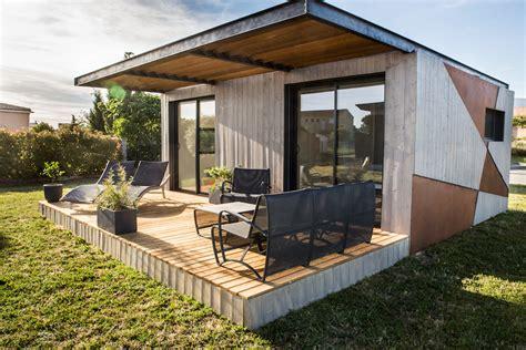 Une Habitation Container En Harmonie Avec