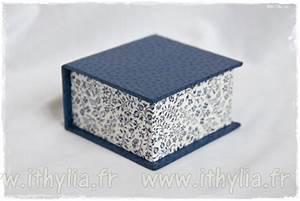 Boite Cartonnage Tuto Gratuit : cartonnage encore une petite bo te ithyliaithylia ~ Louise-bijoux.com Idées de Décoration