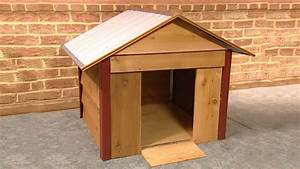 How to build an outdoor dog kennel youtube for Making a dog kennel