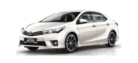 Toyota Corolla Altis Picture by Toyota Corolla Altis 2015 2 0v With Additional Safety