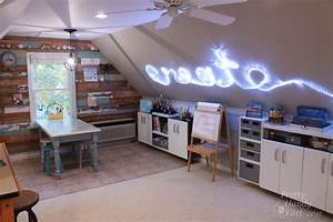 Art & Craft Studio - Previously Just a Bonus Room