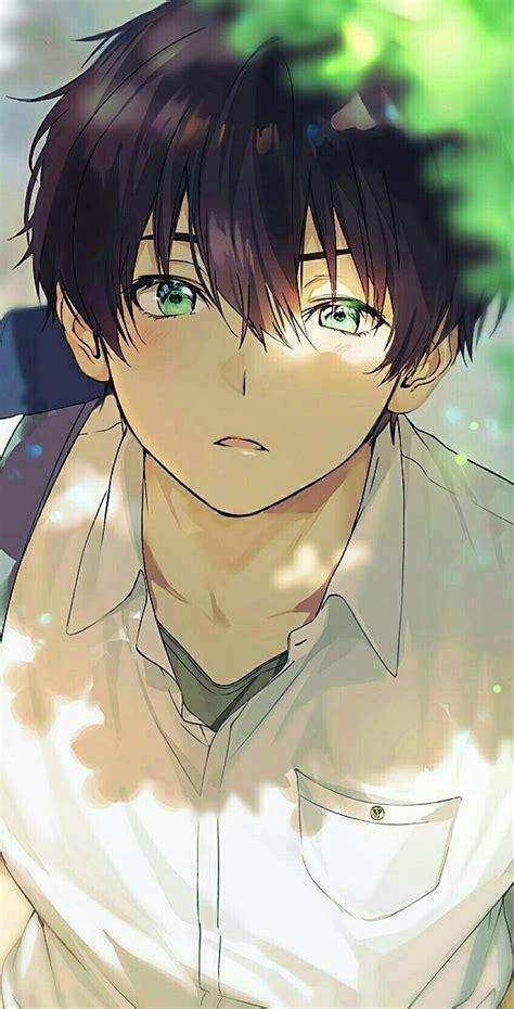 Artsy Cute Aesthetic Anime Boy Pfp