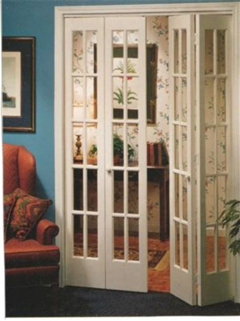 bifold french doors    addition home decor