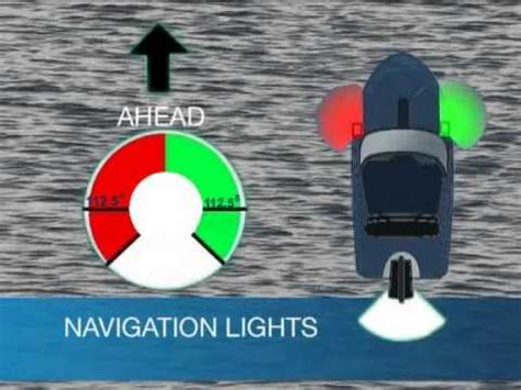 Boat Safety Lights by Navigation Lights Boat Safety In Nz Maritime New