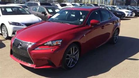 red lexus is 250 2006 lexus is 250 2014 red wallpaper 1280x720 36922