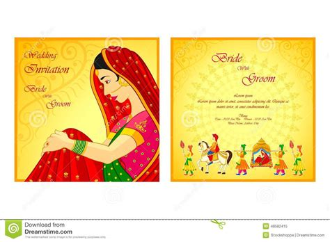 Free Download Indian Wedding Invitation Templates Simple