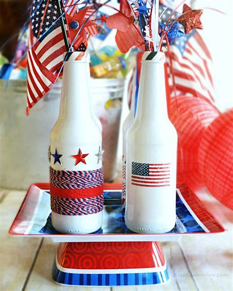easy   july diy decorations