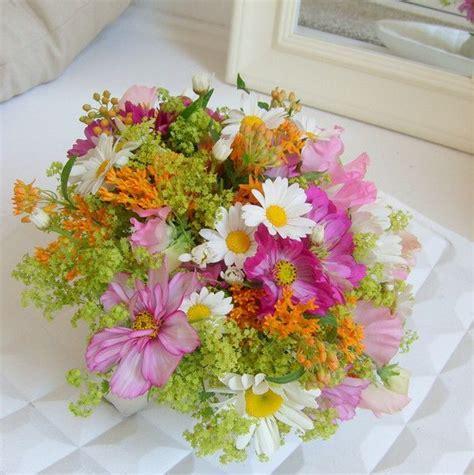 Blumen Hochzeit Dekorationsideen by Sommer Blumen Brautstrau 223 Brautstrau 223 Bridal