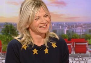 Zoe Ball says that Brendan Cole's departure from Strictly ...