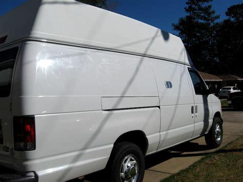cargo van to cer van tinycer 39 s blog
