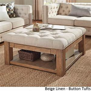 Top Best 25 Storage Ottoman Coffee Table Ideas On