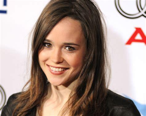 """Bravo! Oscar Nominee (""""juno"""") Ellen Page Comes Out As Gay"""