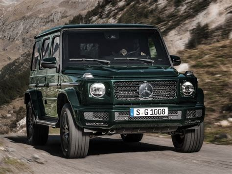 2019 Mercedes G-class Goes Official In Detroit