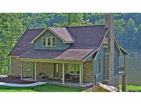 craftsman house plans with walkout basement craftsman with basement walk out perfect for lakefront hwbdo75931 craftsman from