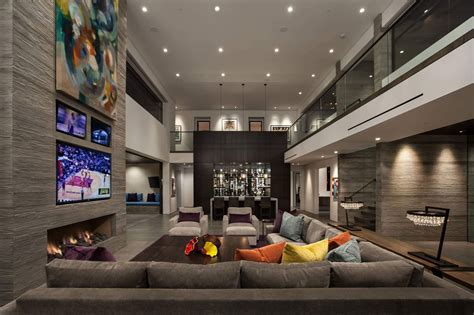 Contemporary House Interior by Rdm General Contractors Design A Contemporary House In