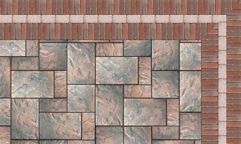 unilock laying patterns beacon hill flagstone unilock