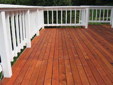 deck refinishing