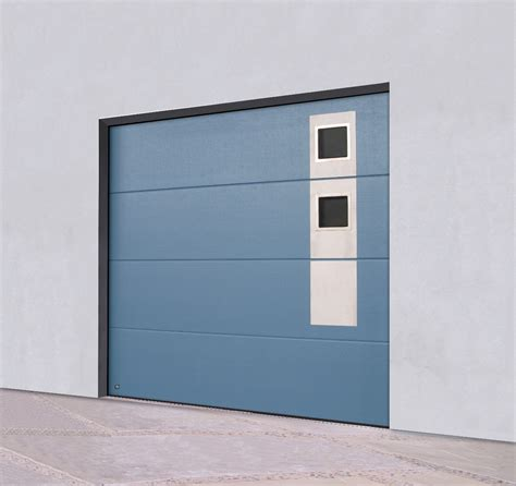 Porte Sezionali by Porta Sezionale A Scorrimento Laterale Ryterna Sistem