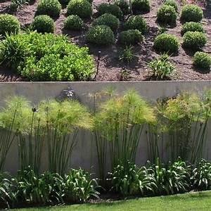 mur de cloture 98 idees d39amenagement cloture en beton With exceptional idee deco exterieur jardin 2 amenagement dun espace vert avec terrasse par le