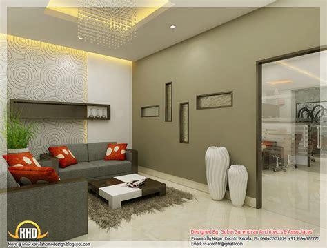 Home Design Ideas 3d by Beautiful 3d Interior Office Designs Kerala House Design