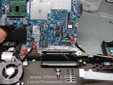 How Disassemble Repair Manual For Toshiba Tecra