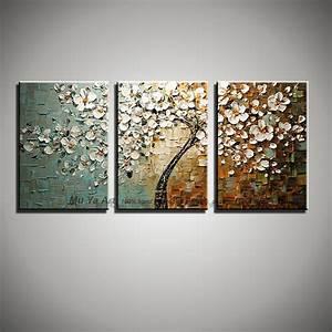 Aliexpress.com : Buy 3 piece wall art modern paintings ...