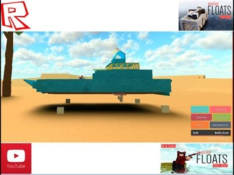 Whatever Floats Your Boat How To Build by Wfyb Roblox Whatever Floats Your Boat Best Boat