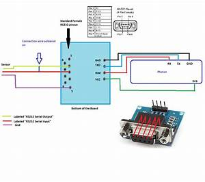 Usb To Serial Wiring Diagram