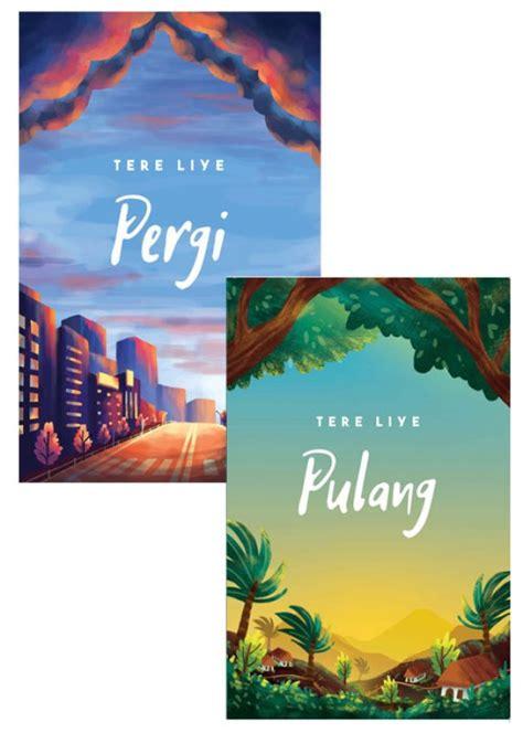 Buku Paket Buku Pergi & Pulang [cover Baru] | Bukukita
