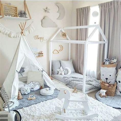 idees deco pour une chambre de bebe