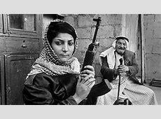 Las mujeres terroristas más famosas de la historia