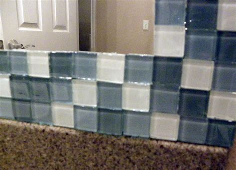 tile frame around a mirror bathroom remodel