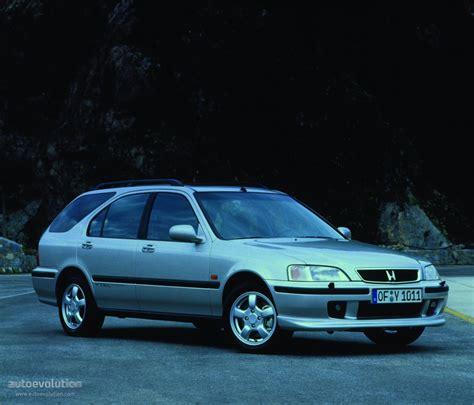 HONDA Civic Aero Deck specs - 1998, 1999, 2000, 2001 ...