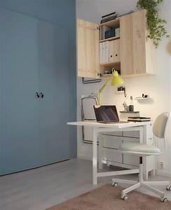 Ikea Klapptisch Weiß : einen kleinen raum gestalten flexibel gro artig ikea ~ Orissabook.com Haus und Dekorationen